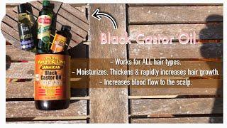 DIY Hair Growth Oil | Natural Hair