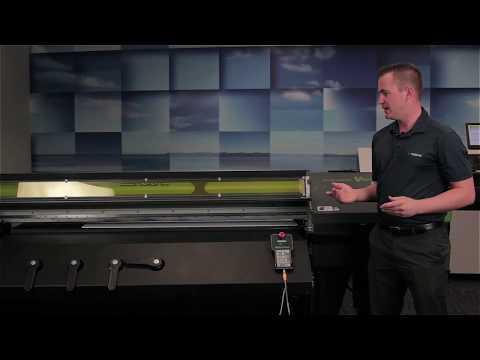 Basic Setup - Roland VersaUV LEJ-640FT