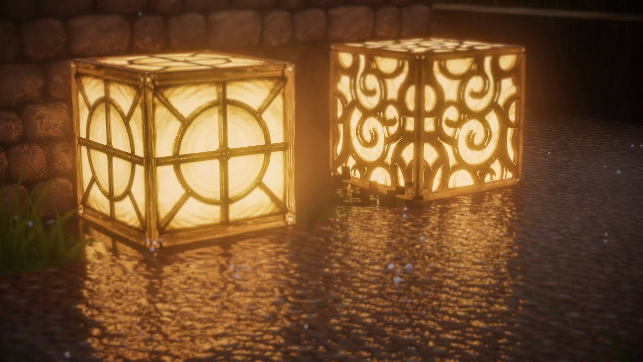 Minecraft Shader Tutorial Rain Reflections Seus V10 2