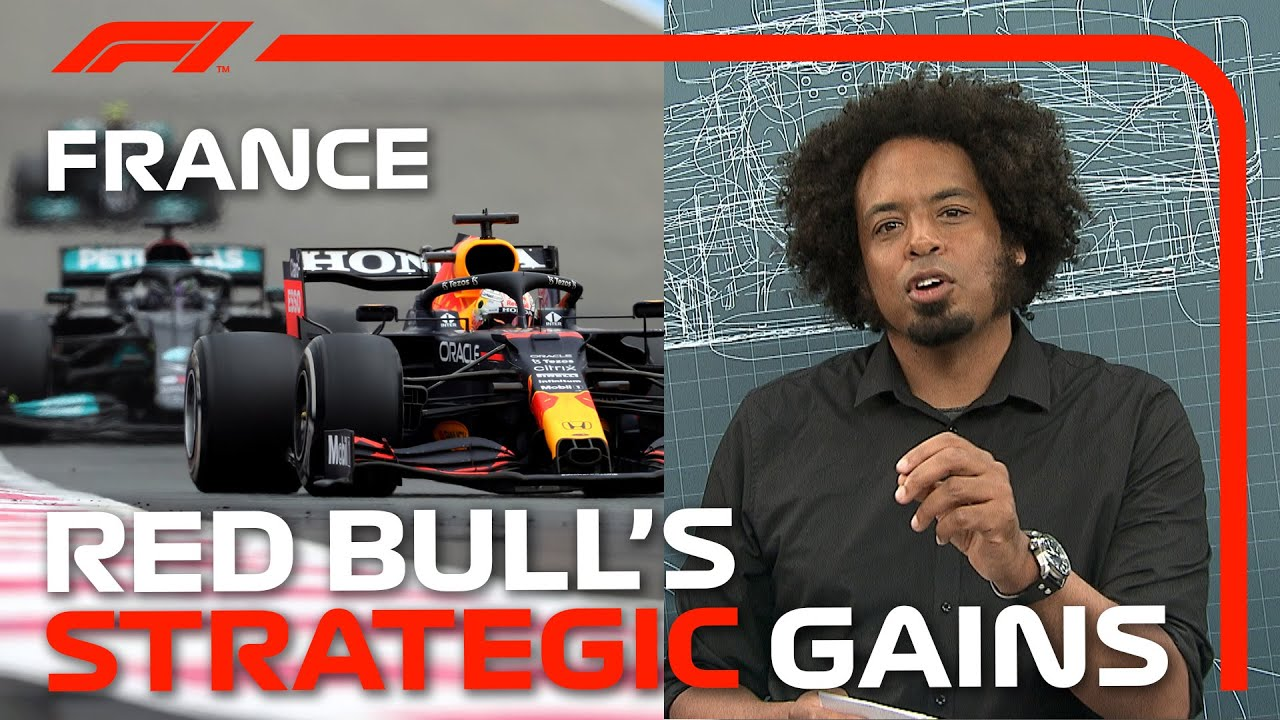 Why Was Red Bull's Strategy So Powerful?   2021 French Grand Prix