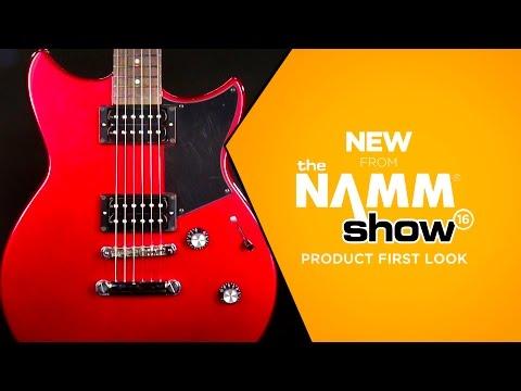 NAMM 2016 - Yamaha RevStar RS320 Electric Guitar