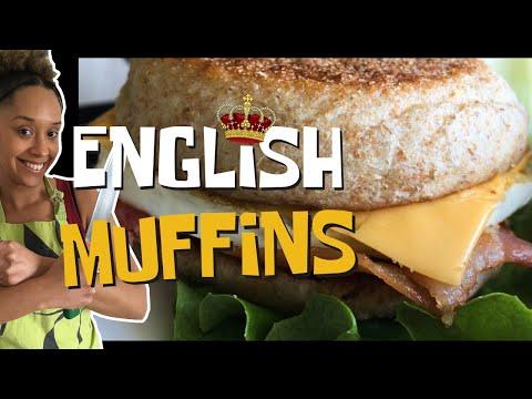 on-se-fait-un-brunch-?-recette-english-muffins-à-la-farine-complète-|-spicynthia