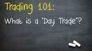 Trading 101: What is a