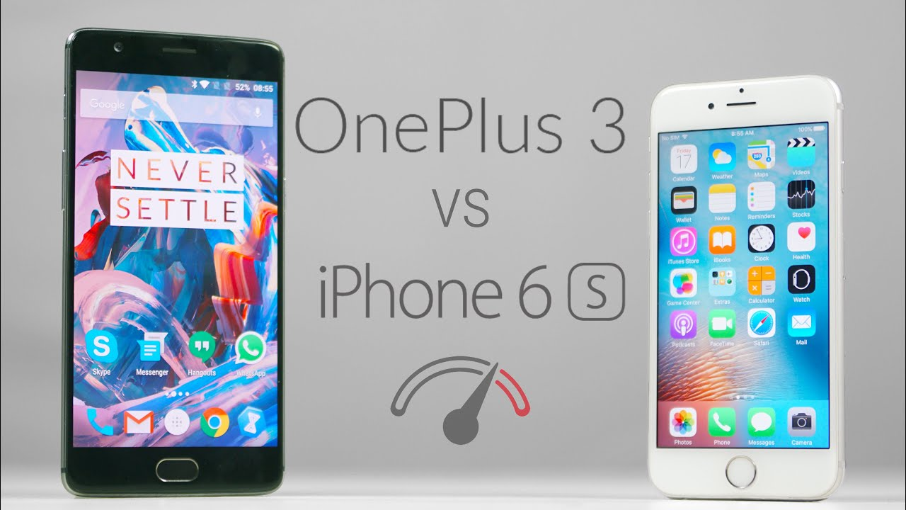 iphone se vs oneplus two