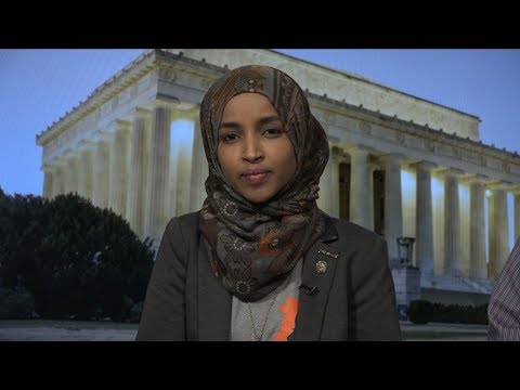 Ilhan Omar, First Somali-American State Lawmaker: Trump's SO