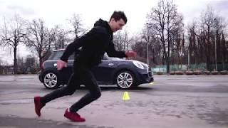 Кто быстрее Тачка или Человек
