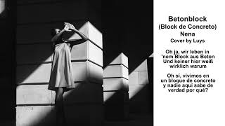 Betonblock - Nena - Cover by Luys