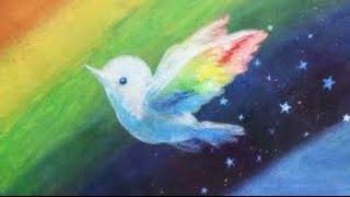 The Little Rainbow Bird -[Black ★ Rock Shooter]-