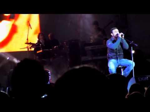 Mustafa Sandal Adı İntikamdı Gaziemir konseri