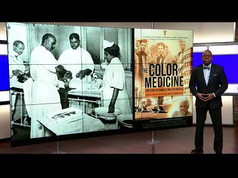 Artist shares story of historic hospital