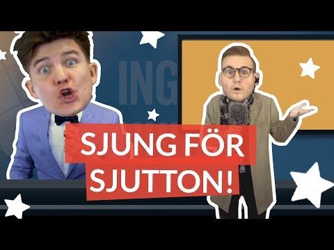 SJUNG FÖR SJUTTON!!!