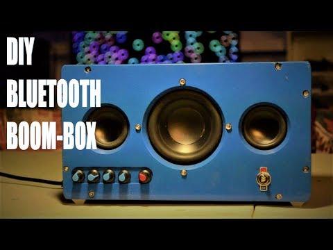 LOUDEST DIY BLUETOOTH speaker YOU can make or buy. Dayton Audio