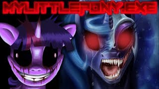 MY LITTLE PONY.EXE [MLP Horror and Rage Game by AWEI]