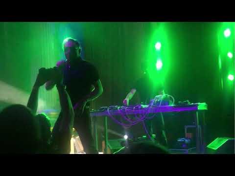 Fixmer/McCarthy - Join In The Chant [ Nitzer Ebb ] @ Bodyfest, Nalen, Stockholm 7.10.2017