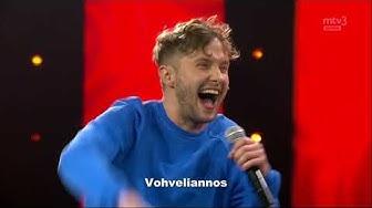 Näytönpaikka: Heikki Ranta ja Roope Salminen   5. jakso   Putous 12. kausi   MTV3