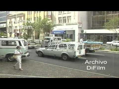 DiFilm - Imagenes de Ciudad del Cabo - Cape Town - South Africa 1992