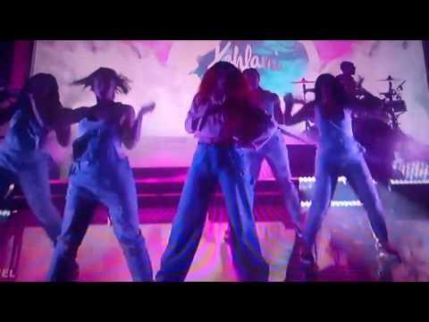 Kehlani - CRZY (Live From Jimmy Kimmel)