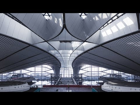 Interior decoration of Beijing's new airport enters final stage