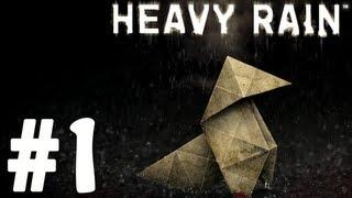 Heavy Rain and Lololoshka #1 (Куда же он пошел?)