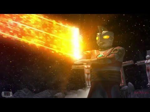 Ultraman FE3 Story 04 - ACE ROBOT VS ACE KILLER S-RANK -  ★Play ウルトラマン FE3