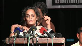 Arundhati Roy at the Azaadi - The Only Way ahead