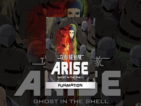 ghost in the shell arise - border 2 ghost whispers english dub