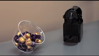 Nespresso Inissia: How to - Directions for the first use thumbnail