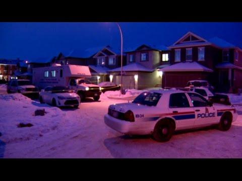 Edmonton mass murder: 6 adults, 2 children dead