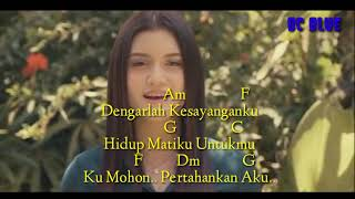 Al-Ghazali ft. Chelsea Shania - Kesayanganku (OST. Samudra Cinta) | Chord+Lirik Music Video