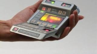 Star Trek Assault Phaser & Mark IX Tricorder Preview