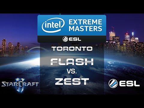 flash vs. Zest (TvP) - IEM Toronto 2014 Asia Qualifier - Semifinal - StarCraft 2