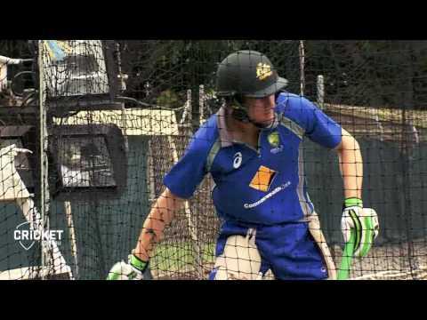 Bancroft takes us inside the Aus A nets