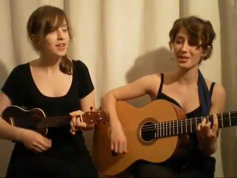 Agathe & Fine  - Tom Waits cover (Green Grass)