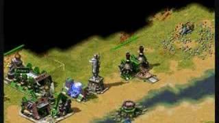 Russian Revolution style Red ALert 2: Yuri's Revenge game on East V...