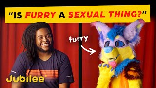 I'm a Furry. Ask Me Anything.