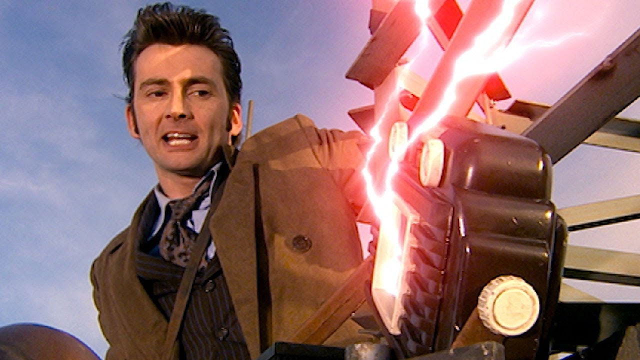 End of Transmission! (HD)   The Idiot's Lantern   Doctor Who