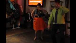 Танец на серебрянной свадьбе