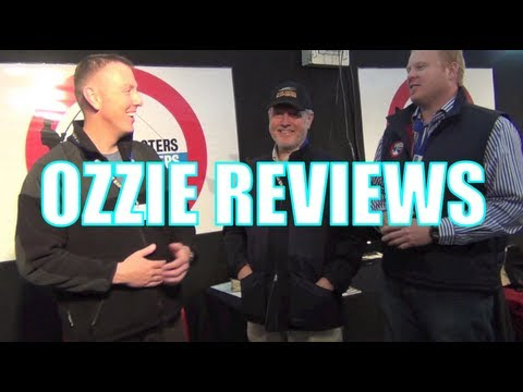 SSAA Shot Show 2012 - Shooters & Fishers Party