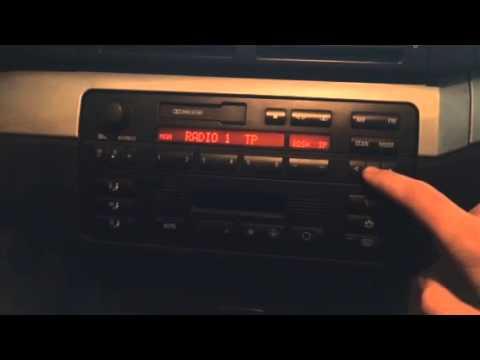 BMW radio software version