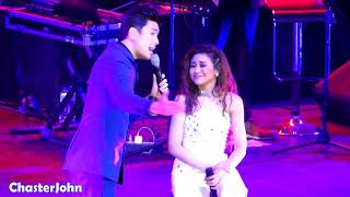 "Christian Bautista and Morissette Amon - Perfect ""ED SHEERAN'"