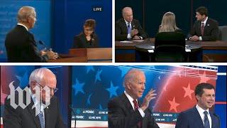 Biden's debate playbook