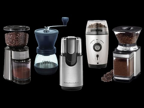 Top 5 BEST SELLING Coffee Grinders on Amazon (Were You Surprised?) (Which One Would You Buy?)