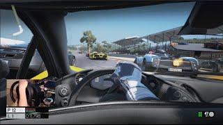 Project Cars - 35 Driver Bathurst Race Mclaren P1 w/Wheel Cam (MAX SETTINGS)