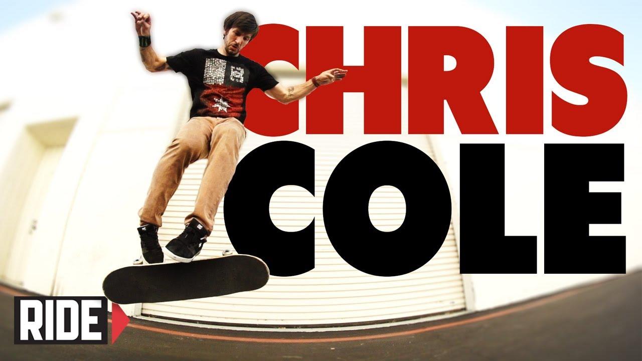 Chris Cole Skateboarding in Slow Motion - Weird Al - YouTube
