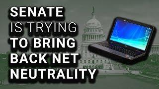 Bill to Reverse Net Neutrality Repeal Gets 30th Sponsor, Will Still Fail