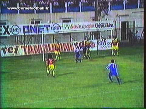 SC BASTIA - FC MARTIGUES 91-92
