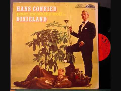 Hans Conried  Peter Meets the Wolf in Dixieland Part 1