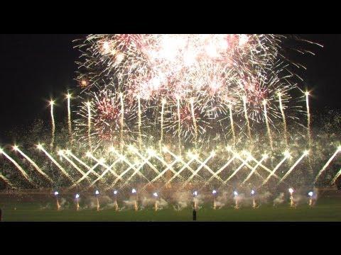 Pyronale 2013: Dragon Fireworks - Philippines - Philippinen - Feuerwerk