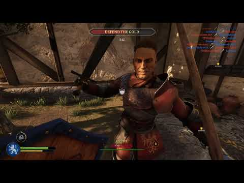 Grab Your Pointy-Sticks! (One Handed-Spear Gameplay) | Chivalry 2 |
