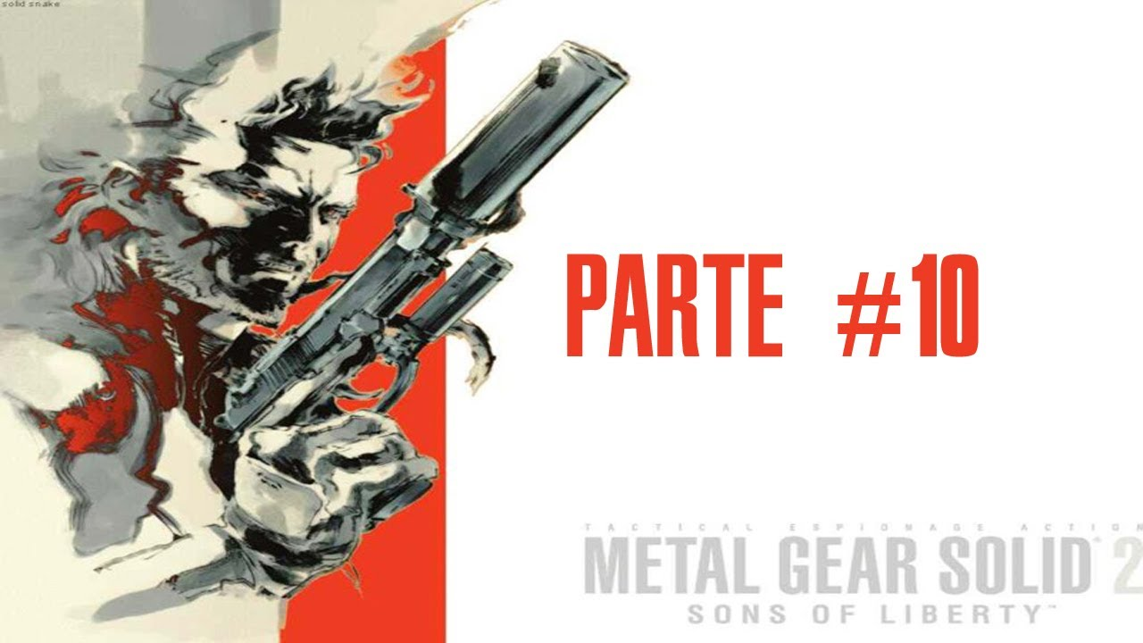 Download Metal Gear Solid 2 Sons of Liberty ITA Parte 10 - Disinnescare le C4